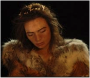 Magdalenian woman